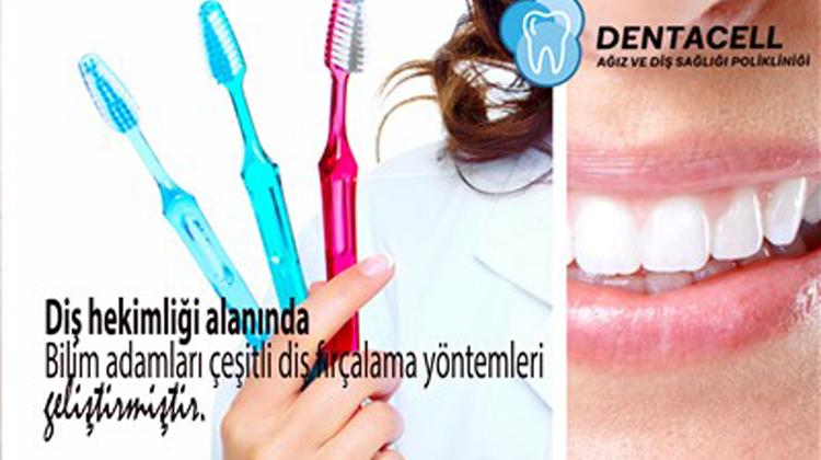Diş Fırçalama Yöntemleri