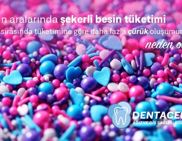 Diş ve Diş Eti Sorunları ile Beslenmenin İlişkisi