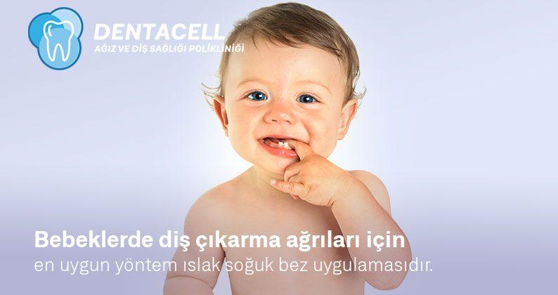 Bebeklerde ağız ve diş bakımı nasıl yapılmalıdır